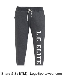 Jogger Sweatpants Design Zoom